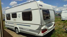 Wohnwagen - Fendt Saphir 470 große Duschkabine