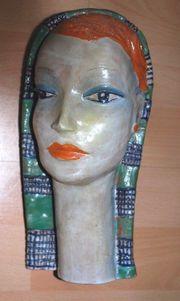 Büste Portrait Skulptur Kopf Frauenkopf
