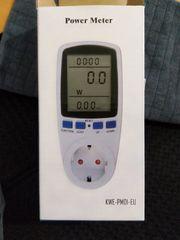 Stromverbrauch Messgerät NEU