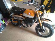 Honda Monkey 125 nur 600