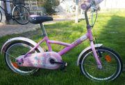Mädchen Fahrrad 16 Zoll