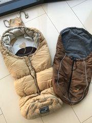 Fußsack von Odenwälder BabyNest