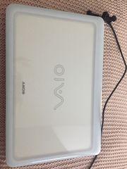 Sony vaio Laptop weiß