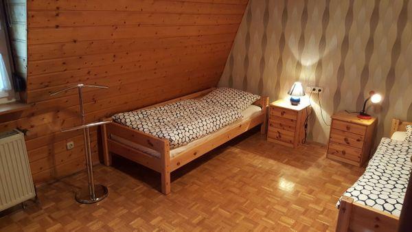 Möblierte 3 Zimmer Wohnung für