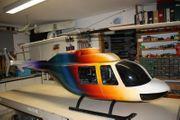 BELL 206 JET RANGER RC-Helikopter