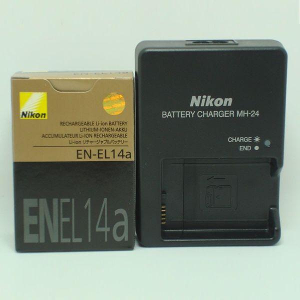Nikon EN-EL14a Lithium-ionen Akku 1230