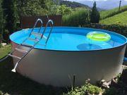Stahlwand Pool