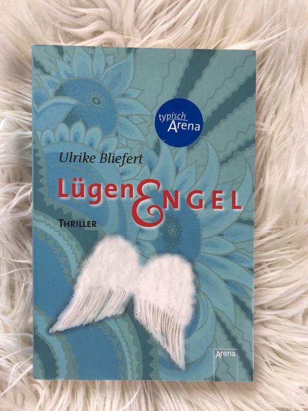 Arena Thriller Lügen Engel - Ulrike
