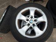 Winterreifen gebraucht mit Original BMW