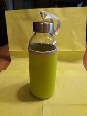 Trinkflasche 0 5 l Glas