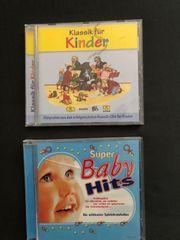 CDs Baby und Kinder