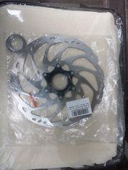 Zwei Discs für Bike-Scheibenbremse Centerlock
