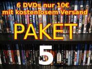 DVD Filme Sammlung Kinofilme 6