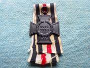 Orden Weltkriegsehrenkreuz für Hinterbliebene