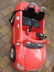 Kinderauto zweisitzer