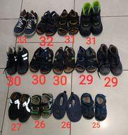 Jungen Schuhe Gr 25-26-27-29-30-31-32-33