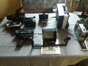 Kameras usw aus Nachlas