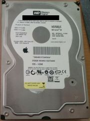 Festplate Apple Western Digital 3
