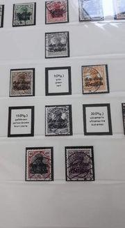 Briefmarken aus erbnachlass