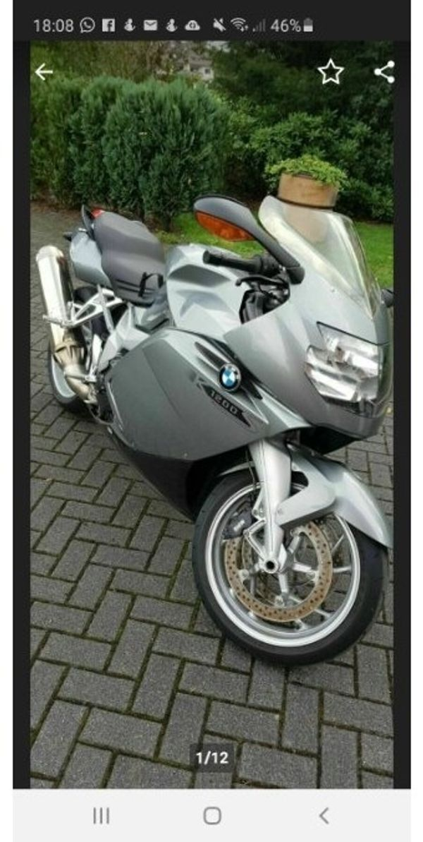 BMW K1200 K1300 S R