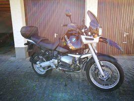 BMW R1100 GS, EZ 10.96, 65000 km, ABS, guter Zustand