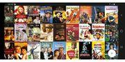 Umfangreiche Film- Serien-Sammlung DVD