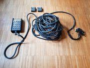 Multicore und 2 DI-Boxen für