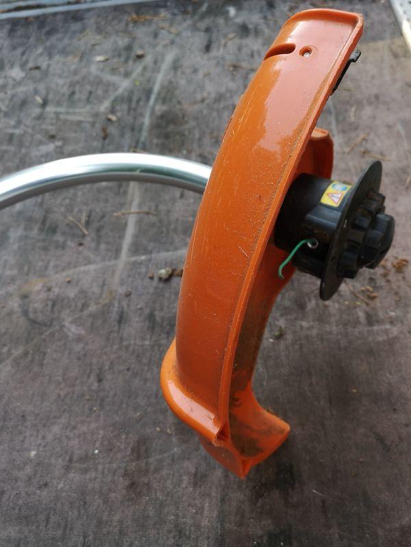 Stihl Motorsense FSE 71 elektrisch