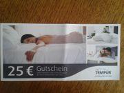 TEMPUR Gutschein