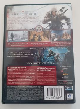 PC Gaming Sonstiges - PC DVD-Rom Spiel Assassins Creed
