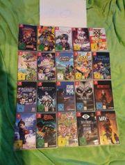 Nintendo Switch Spiele 90 Stk