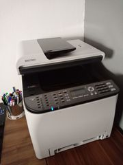 Laser Multifunktionsdrucker