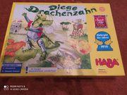 Haba-Spiel Diego Drachenzahn - Osterschnäppchen