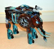 LEGO Chima Maulas Eis Mammuth