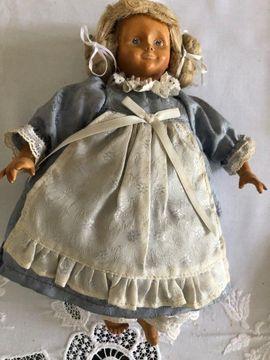 Puppen - Wunderschöne Holzpuppe von DOLFI neuwertig
