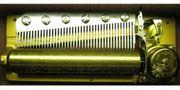 Reuge Musikwerk CH-6 41 - Spieluhr