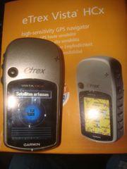 Garmin eTrex Vista HCx - GPS-Navigator Zubehör