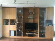 Wohnzimmerschrank Wohnwand 395 x 238