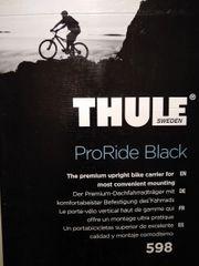Thule ProRide Black 598