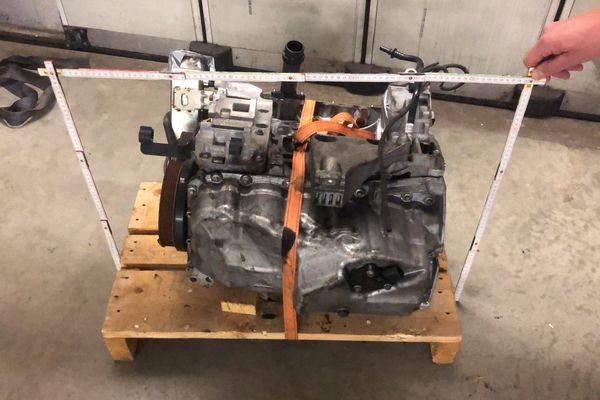 Motor Bmw 2 0 d