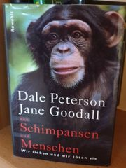Dale Peterson - Jane Goodall - Von