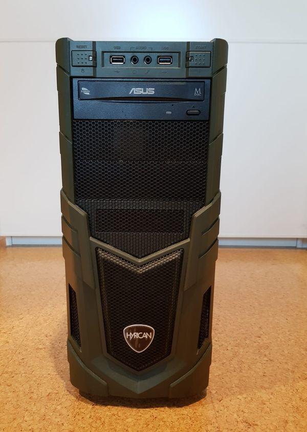 Gaming PC -GeForce GTX 1060