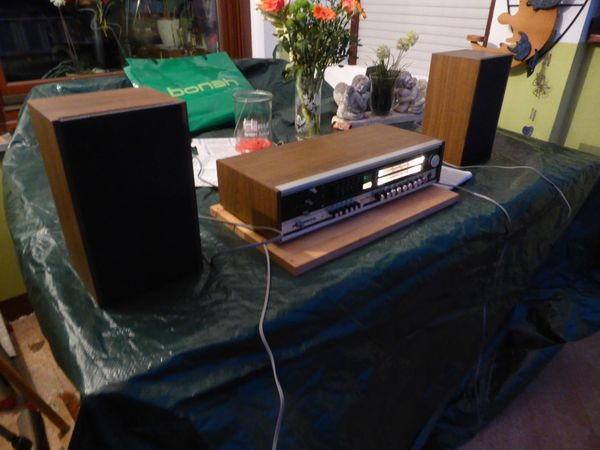 Nordmende Stereo 5005 Receiver mit