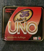 Jubiläums-Edition 35 Jahre UNO Limitierte