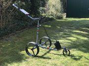 JuCad Golf Racing Elektro-Caddy