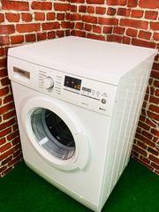 Eine Waschmaschine von Siemens IQ300