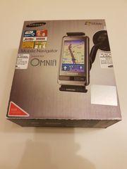 Smartphone Samsung Omnia i900 zu