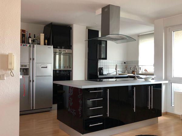 Komplette Küche mit Kochinsel in Weinstadt - Küchenzeilen ...
