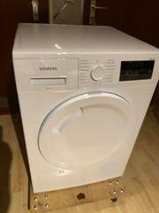 Siemens iQ300 WT43H002 Wärmepumpentrockner mit