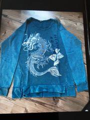 Cooler Pullover Größe 38